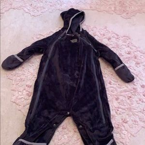 Baby North Face OSO One Piece